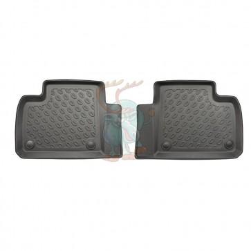 carli liner Fußschalenmatten Set hinten links + rechts Mercedes-Benz GLE (W166) Bj. 04.15-