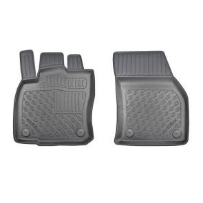 carli liner Fußschalenmatten Set vorne links + rechts VW T-Roc (A11), Bj. 11.17-