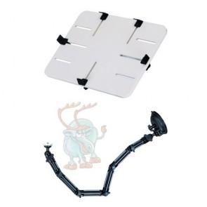 DO-WPw Halter für Montage an der Windschutzscheibe für Tablet, Netbook und Kamera