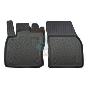 carli liner Fußschalenmatten Set vorne links + rechts VW Tiguan II Allspace Bj. 03.17-