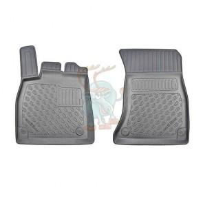 carli liner Fußschalenmatten Set vorne links + rechts Audi Q5 II (FYB) Bj. 06.16-