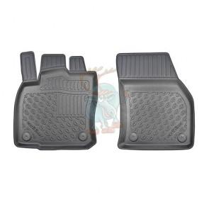 carli liner Fußschalenmatten Set vorne links + rechts Audi Q2 (GAB), Bj. 09.16-