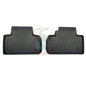 carli liner Fußschalenmatten Set hinten links + rechts Audi Q5 II (FYB) Bj. 06.16-