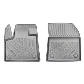 carli liner Fußschalenmatten Set vorne links + rechts Opel Grandland X (A18), Bj. 06.17-